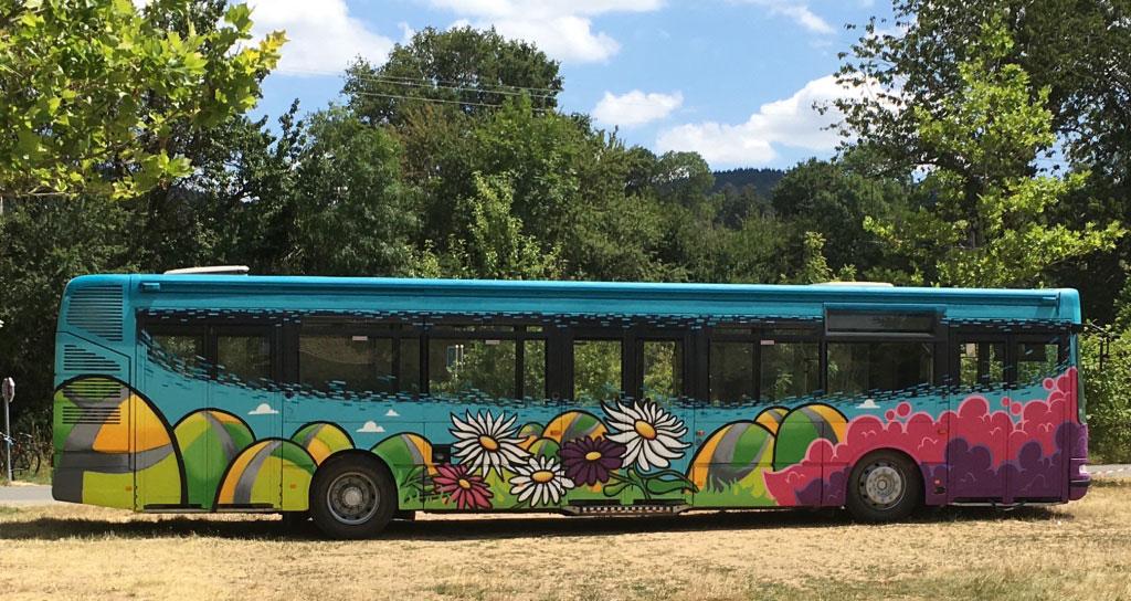 bus chez marguerite